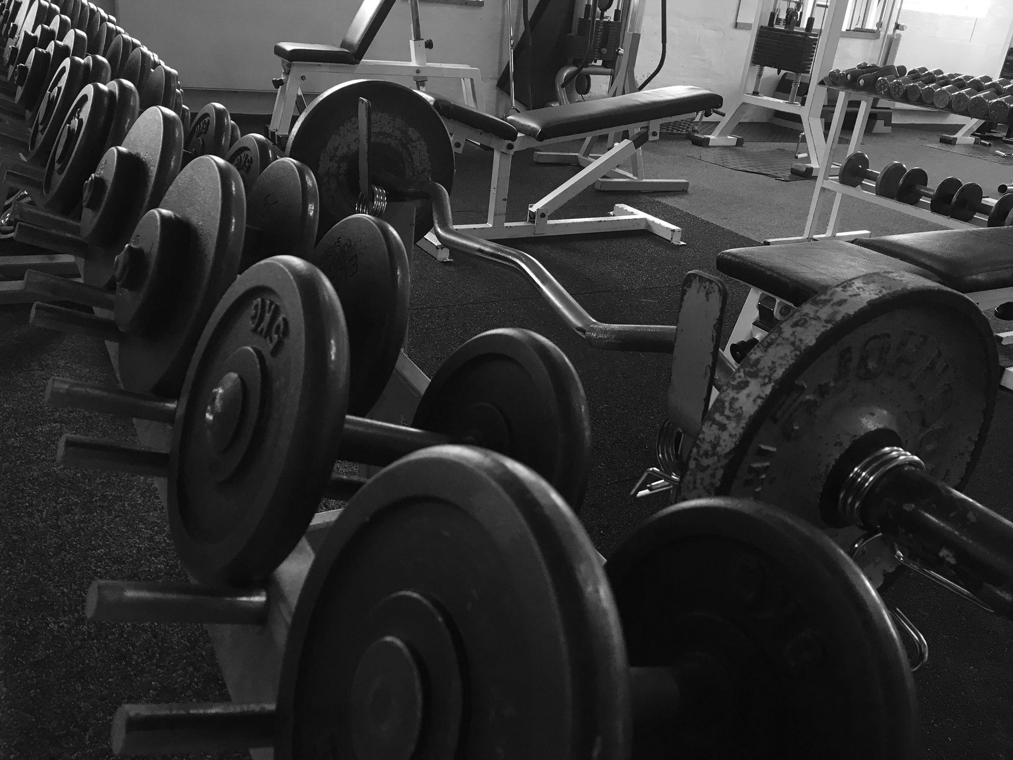 Træningscenter i Ringe - Håndvægte