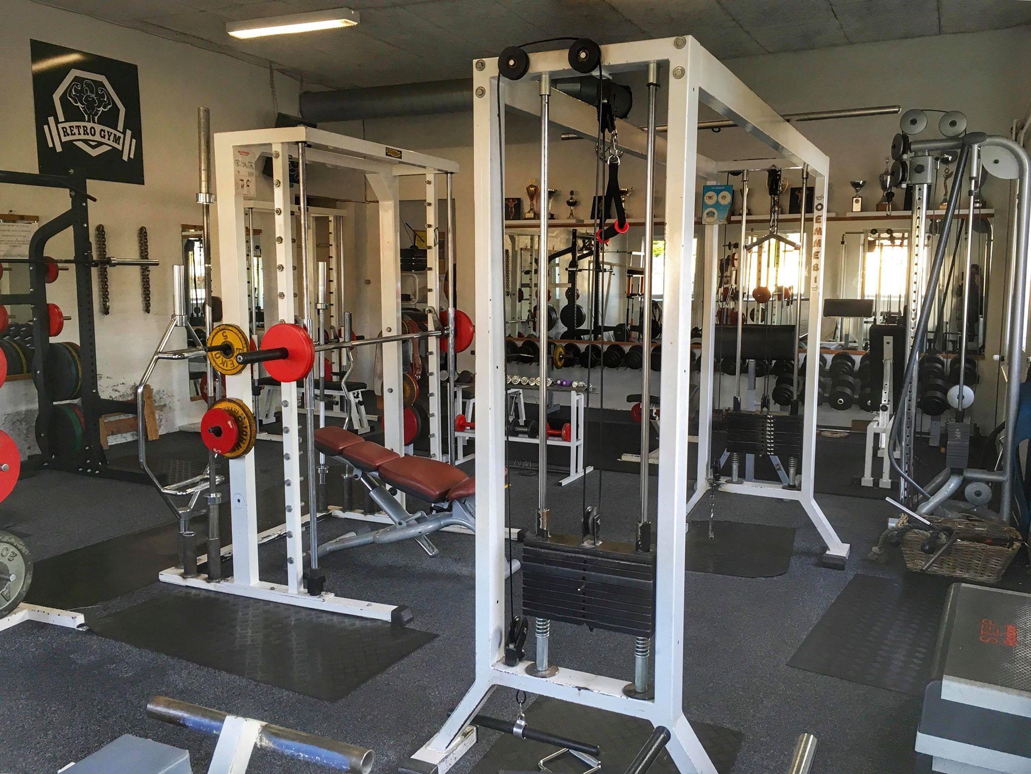 Træningscenter i Ringe - Kabelmaskiner