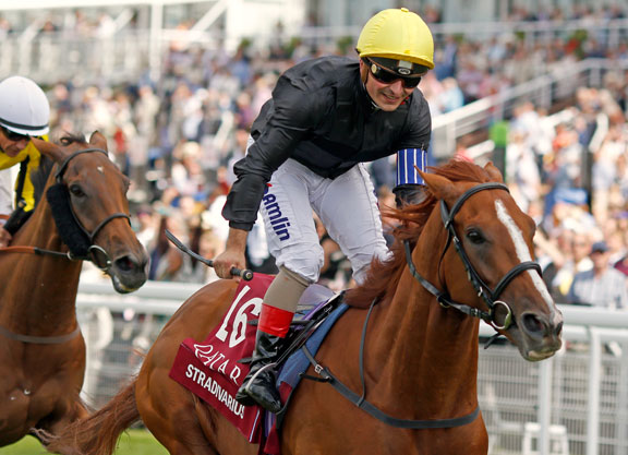 Why Goodwood Cup Favourite Stradivarius is as Great as His Odds Suggest