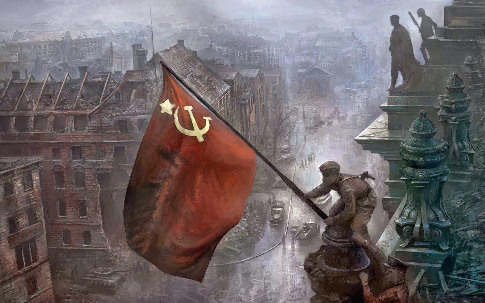 Día de la Victoria: El 9 de mayo de 1945 el nazismo se rindió al ...