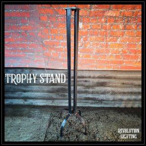 Revolution-Lighting- Trophy Stand