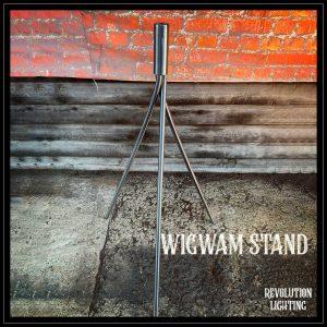 Revolution-Lighting- Wigwam Stand