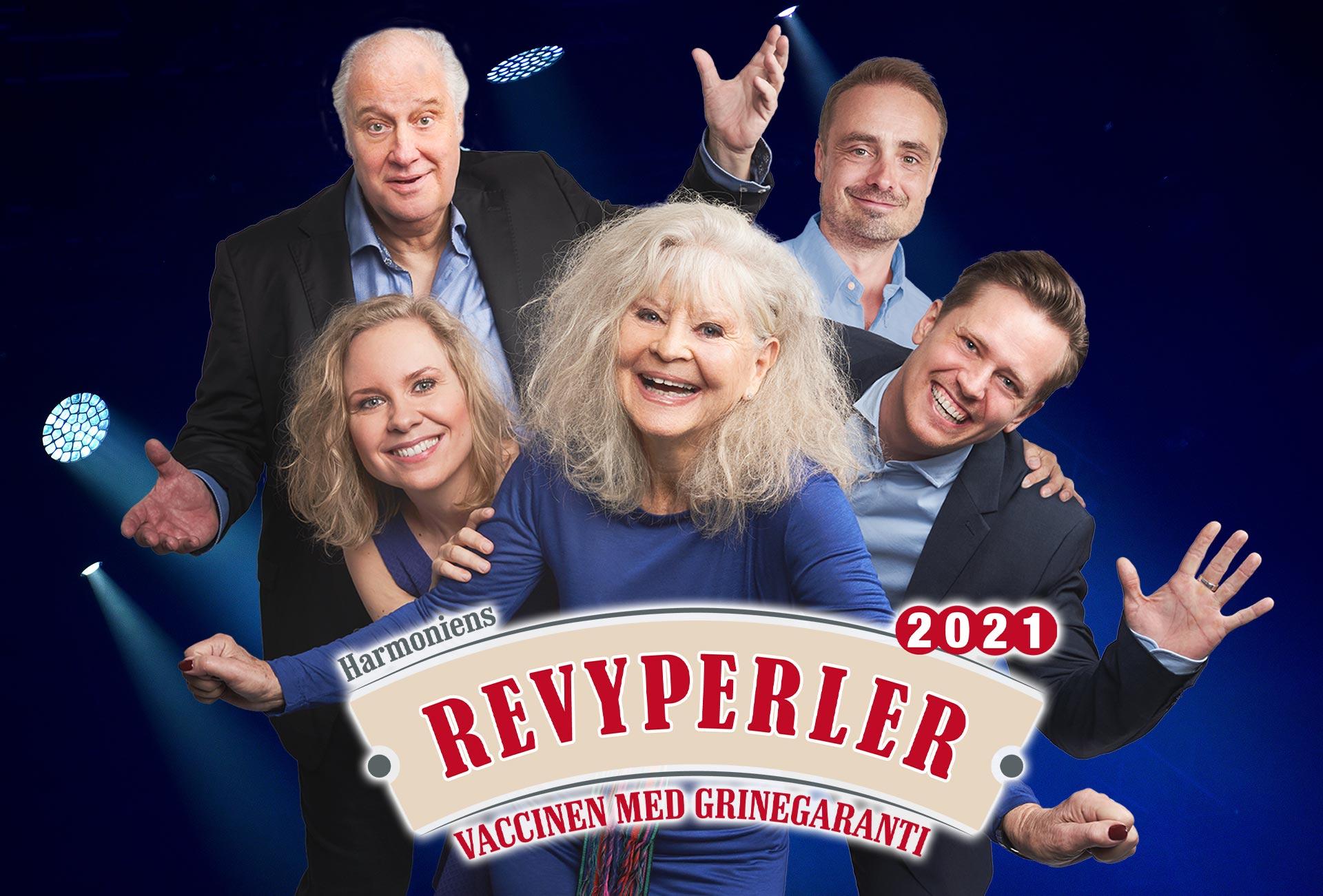 Harmoniens Revyperler 2021