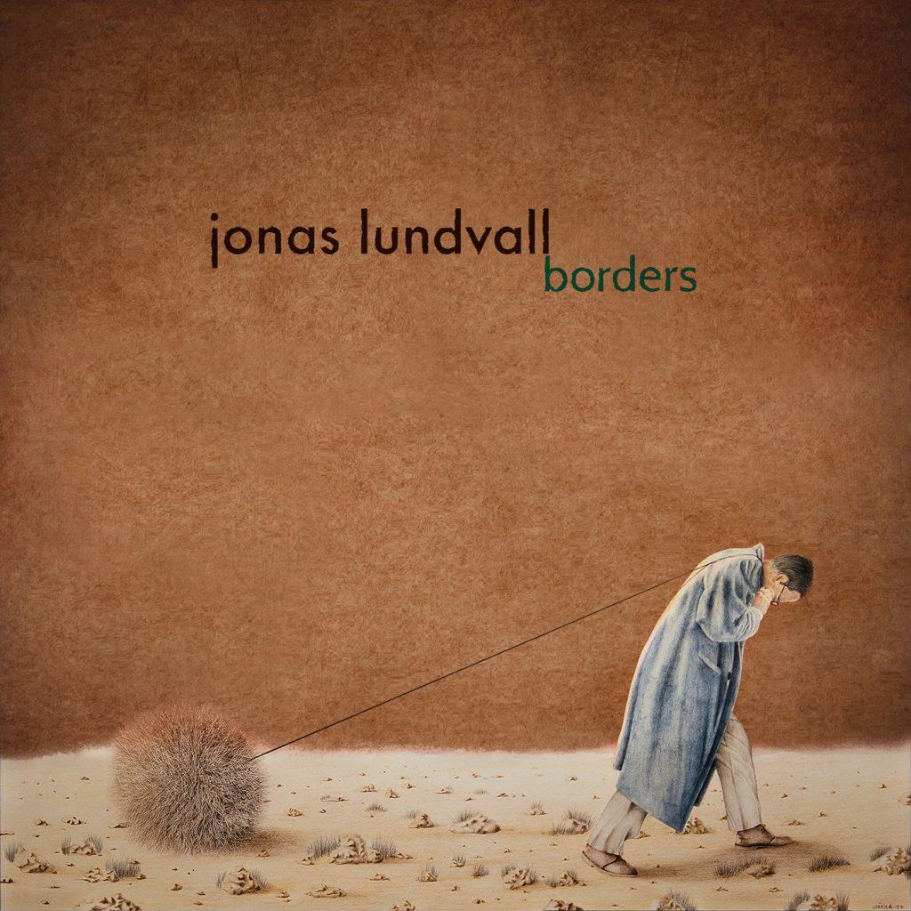 Borders cover artwork Jonas Lundvall