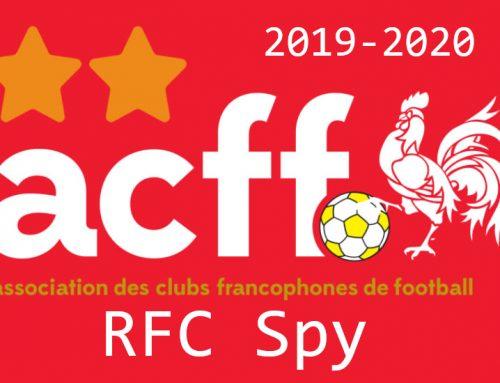 RFC Spy obtient le Label 2 étoiles ACFF