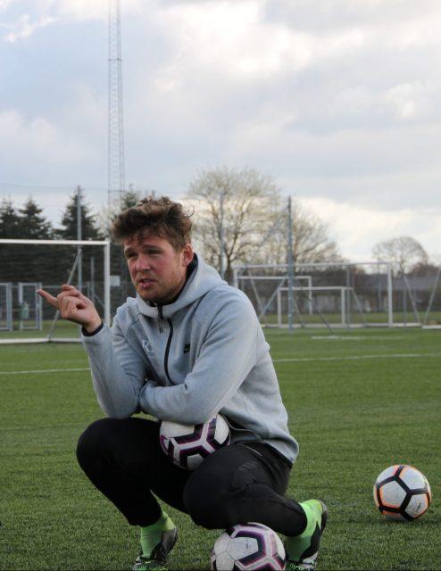 Rasmus Holm Nielsen Målmandstræner og indehaver