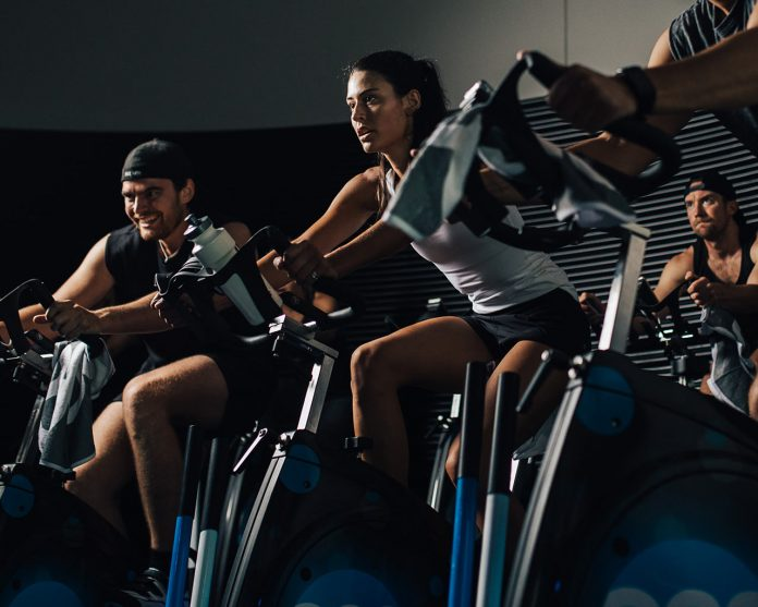 boutique cycling indoor fitness Australia