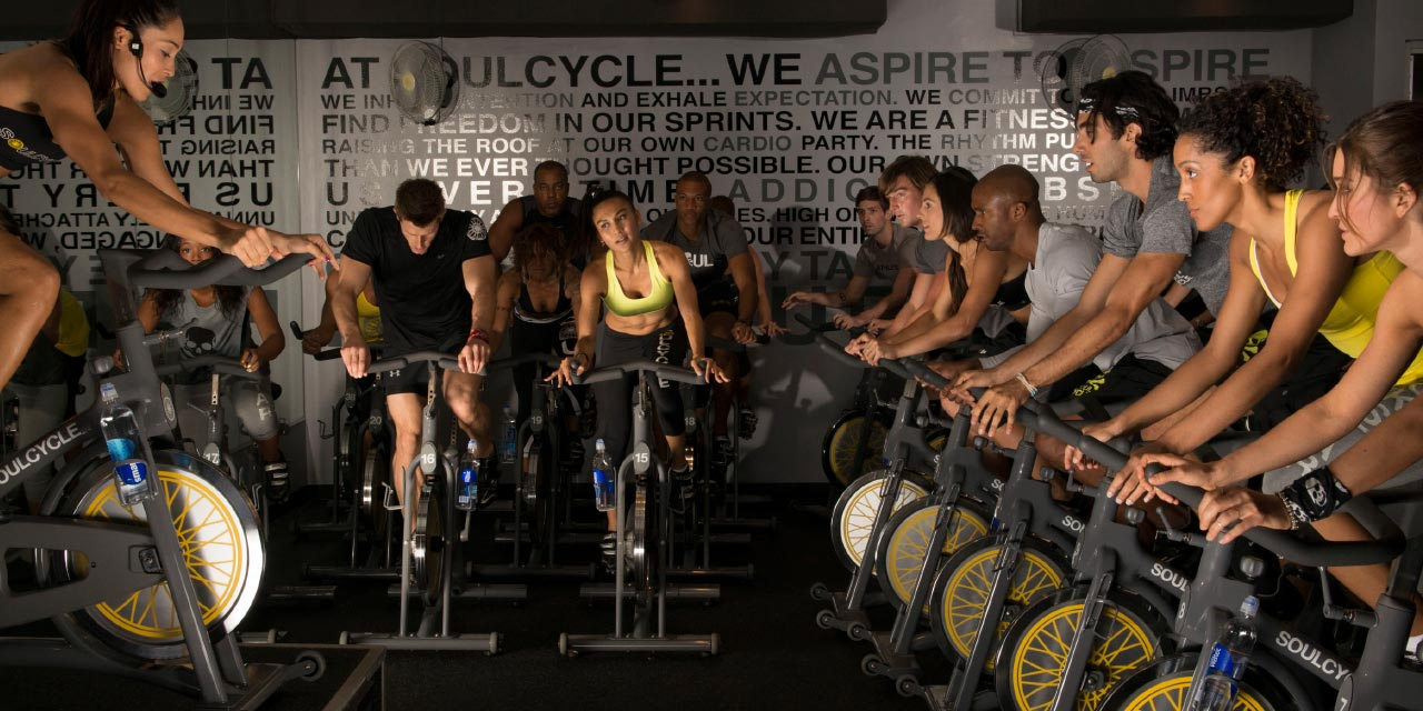 Spinning club programme