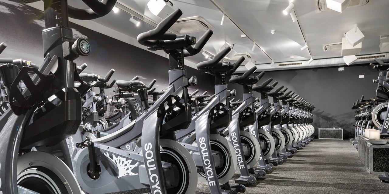 soulcycle london cycle studio