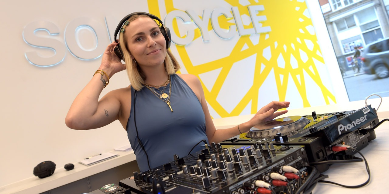 soul cycle london dj