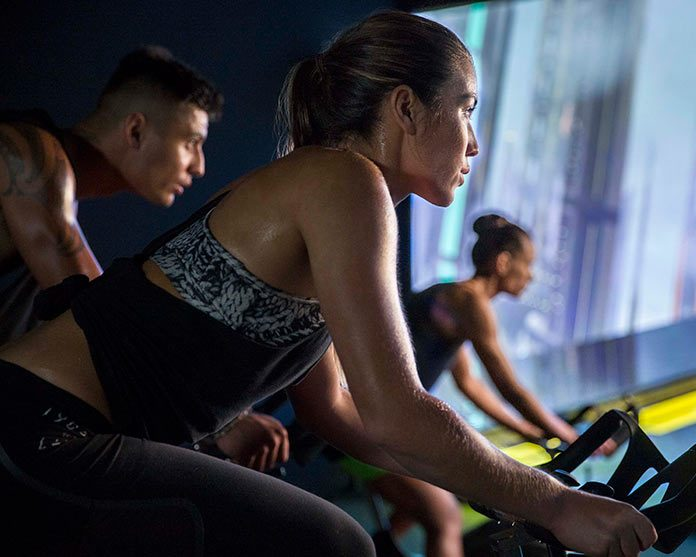 style over substance in indoor cycling clubs