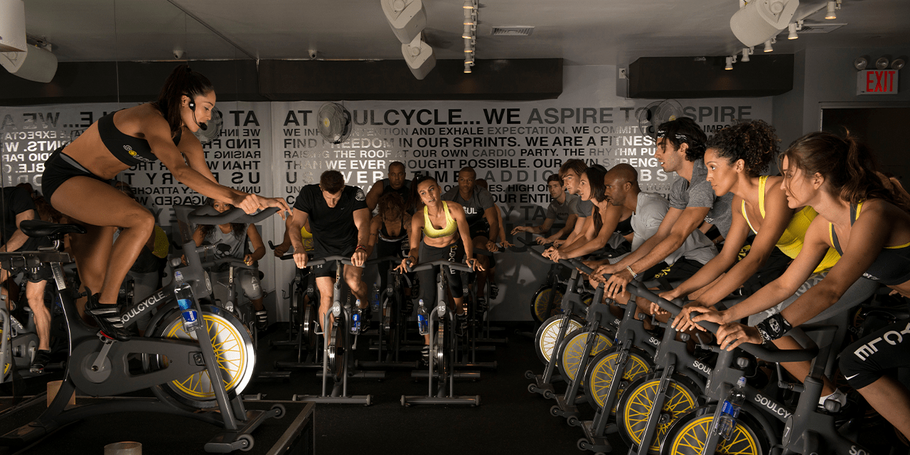 SoulCycle launcing own indoor cycles for at-home experiences