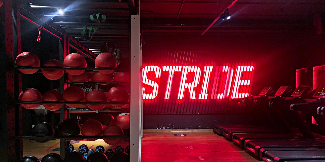 STRIDE studio