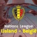 Ijsland v België