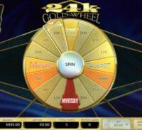 24k goldwheel