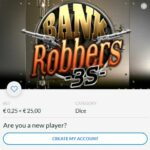 Bank Robbers 3S - Air Dice