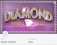 Air Dice - Diamond double Wheel
