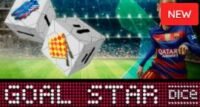 Goal Star Dice