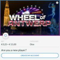 Wheel of Antwerp - Air Dice