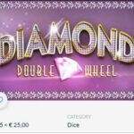Diamond double Wheel