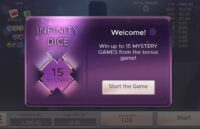 Infinity Dice - Mystery Games