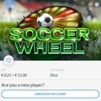 Soccer Wheel - Air Dice