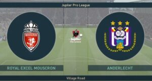 excel Moeskroen VS Anderlecht