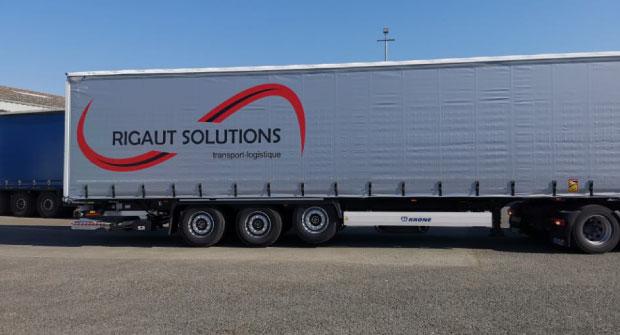 Société de transport routier de marchandises Rigaut Solutions