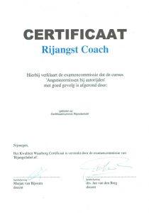 rijangstcoach-certificaat