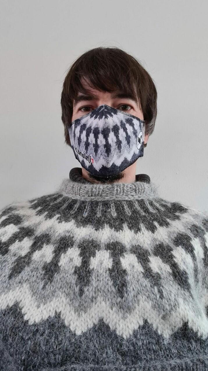 Andres IJslandse trui