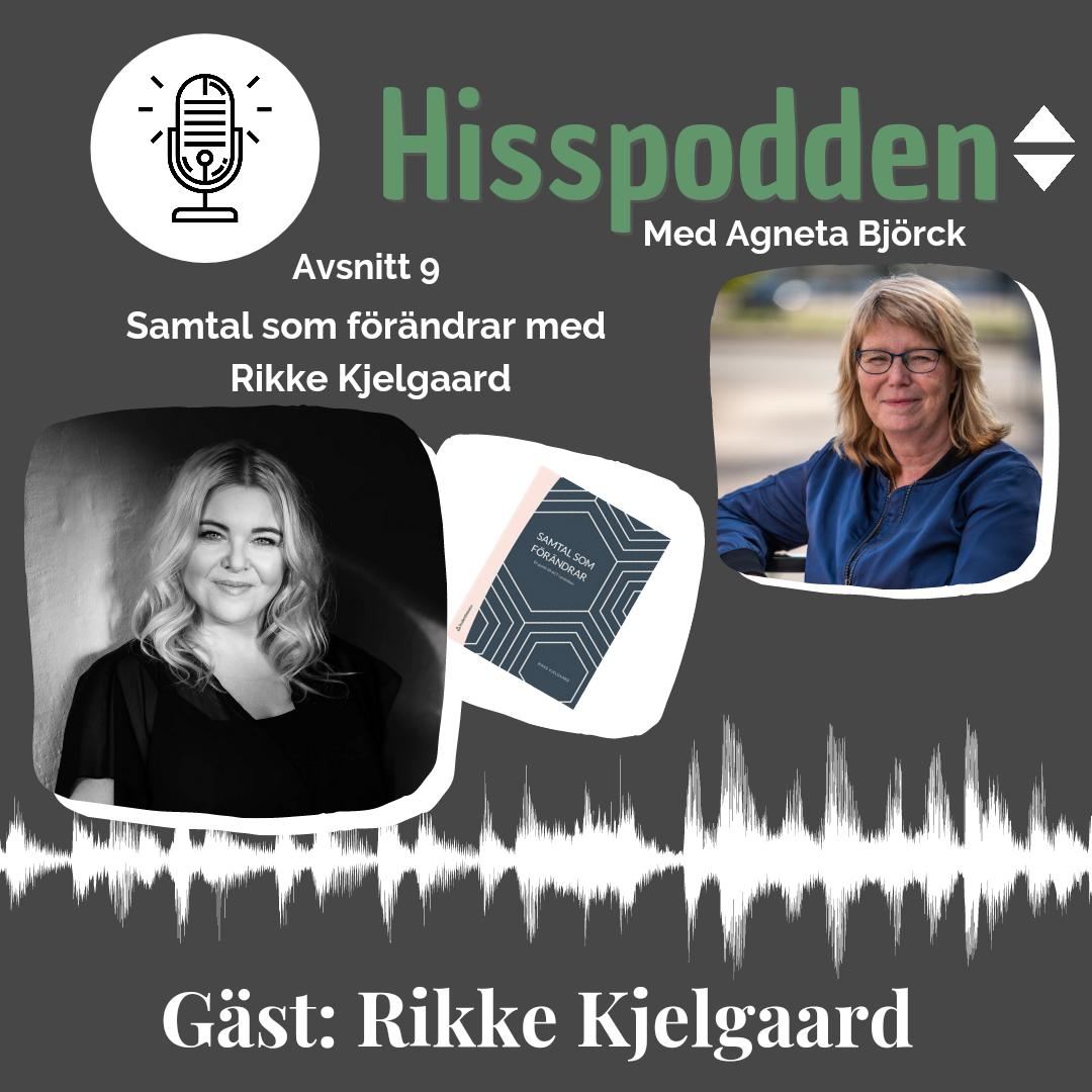 Hisspodden med Agneta Björck