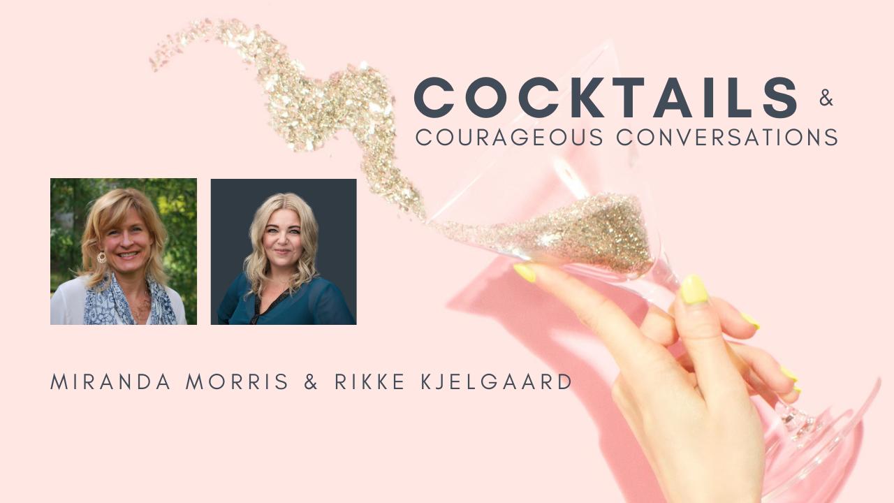 Rikke Kjelgaard & Miranda Morris