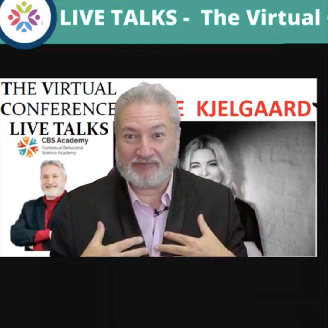 CBS academy live talk with Rikke Kjelgaard and Dov Benyaacov-Kurtzman