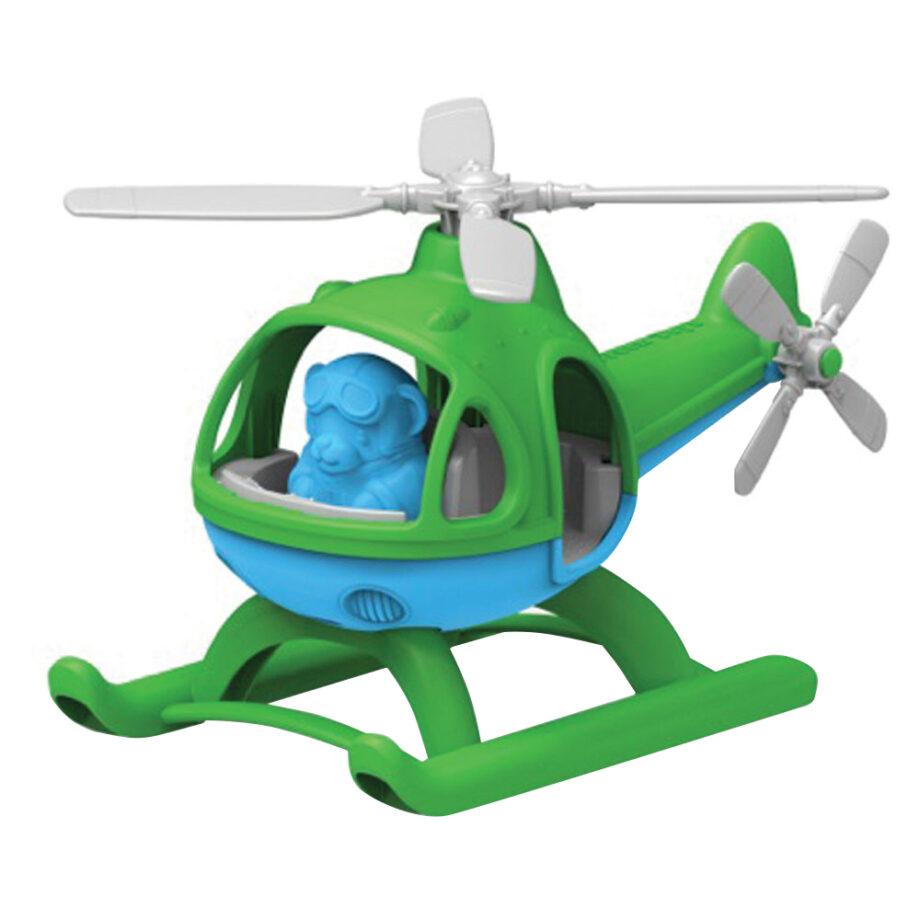 Helikopter greentoys