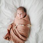 Hydrofiele doek tawny birch - Rima Baby