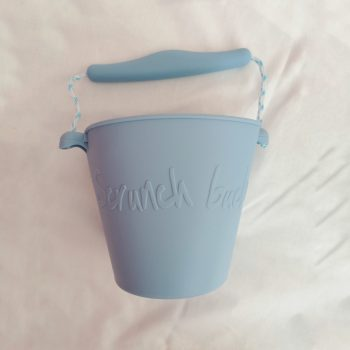 Emmer scrunch blauw - Rima Baby