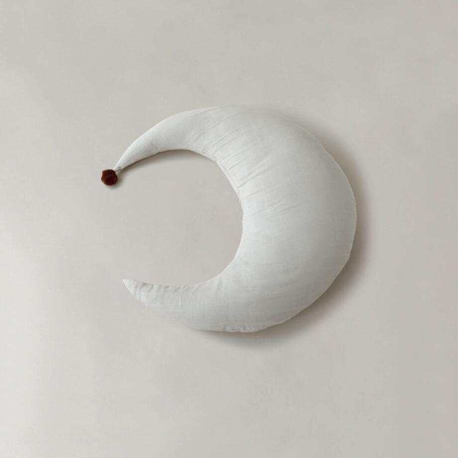 Maankussen latte creme - Play at Slaep