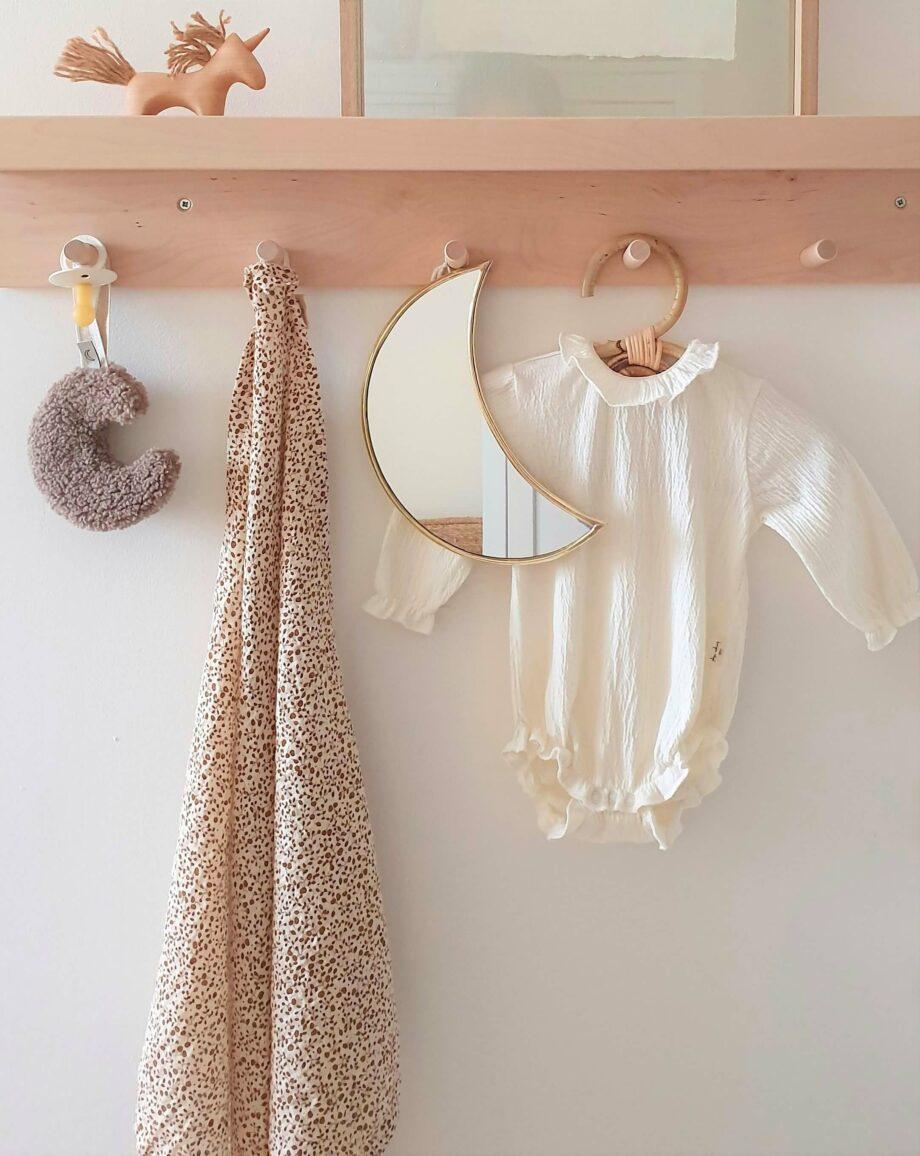 Maanspiegel op de babykamer - Rima Baby