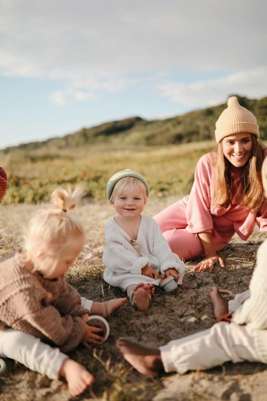 Mushie-stapeltoren-pastel-Rima Baby