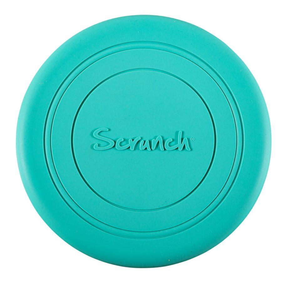 Scrunch frisbee - Duck Egg Green - Rima Baby