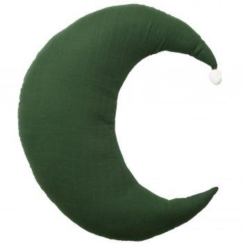 Slaep groot maankussen groen - Rima Baby