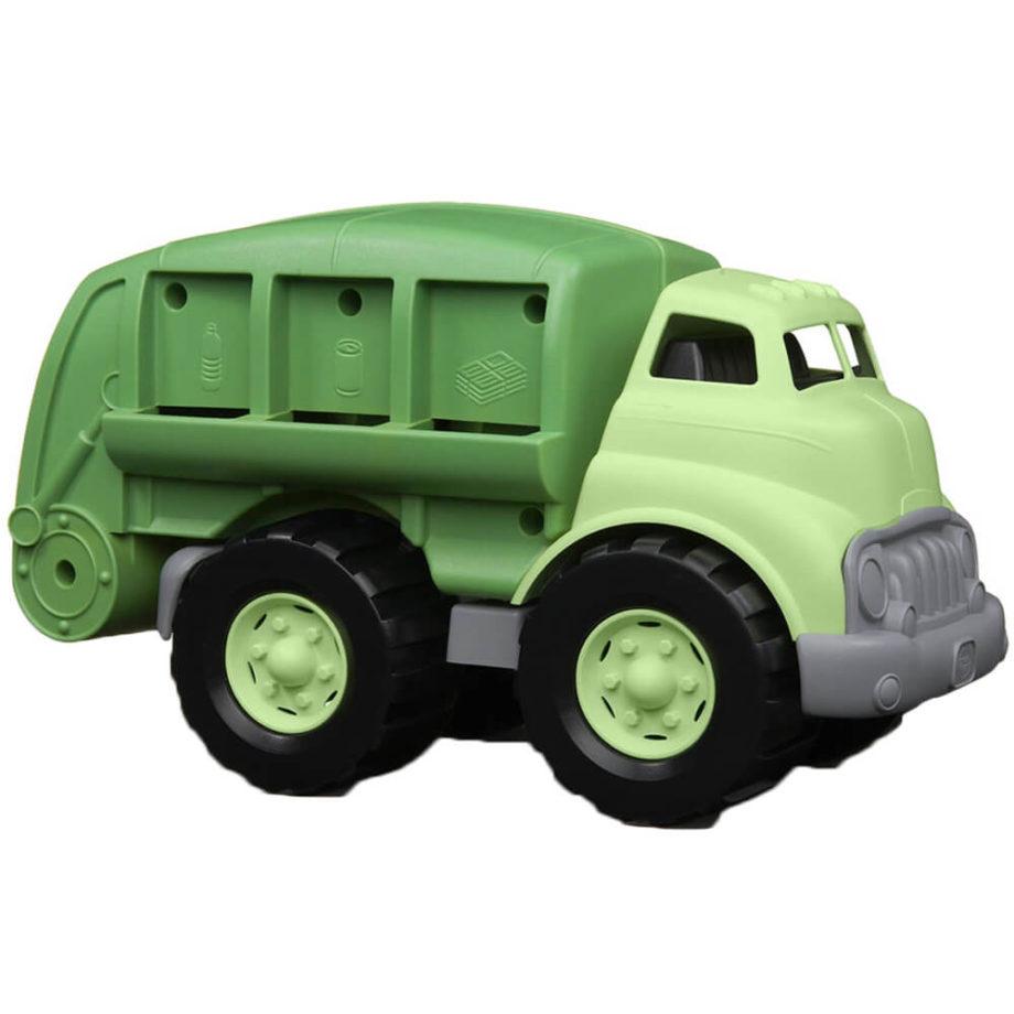 Green Toys vuilniswagen - Rima Baby