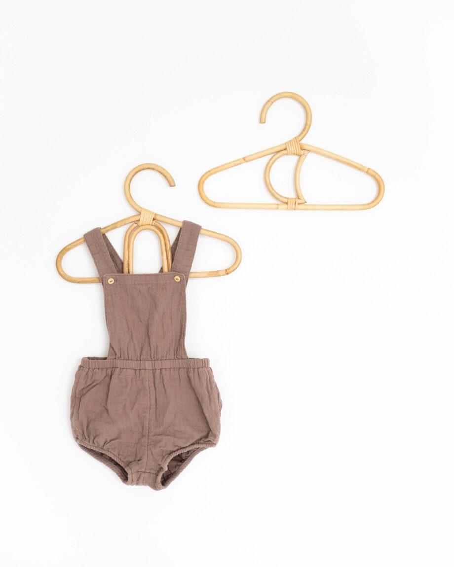 Rotan kledinghangers - Rima Baby
