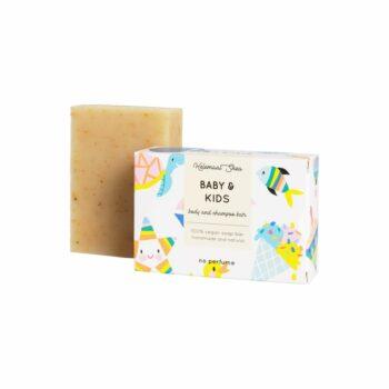 Duurzame baby zeep HelemaalShea - Rima Baby