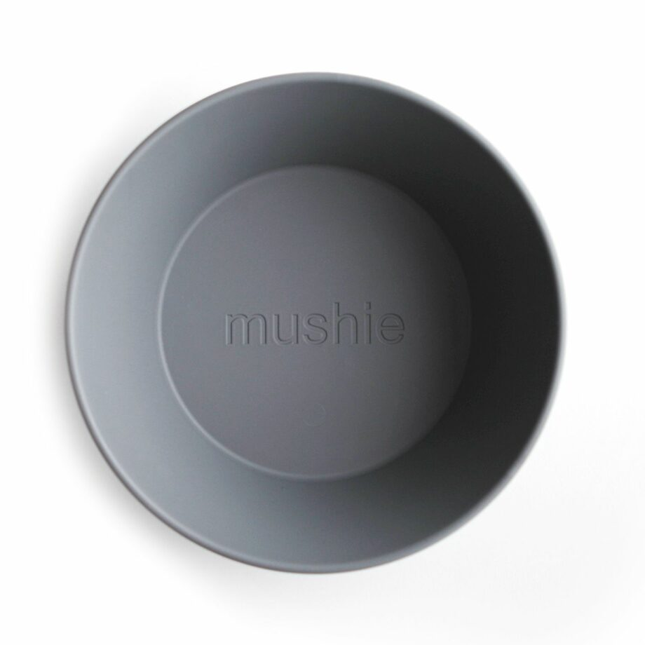 Schaaltje Mushie - smoke - Rima Baby