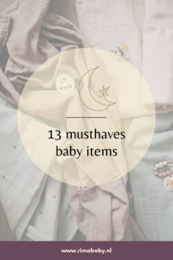 13 musthaves baby items