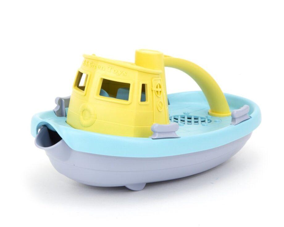 Green Toys sleepboot