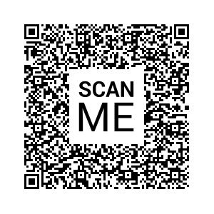 QR-Code mit den Kontaktdaten der Rischik.Consulting