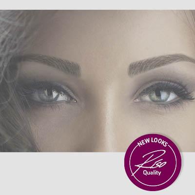 Bild New Looks Augenbrauen mit Quality Siegel