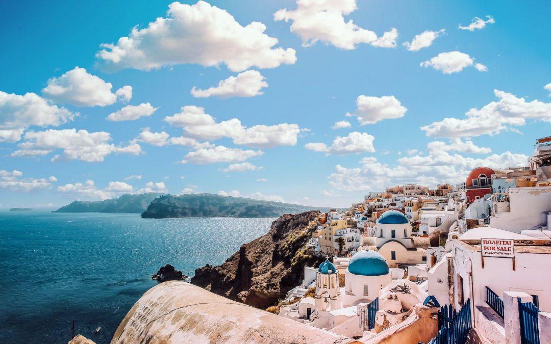 Santorini – Greece